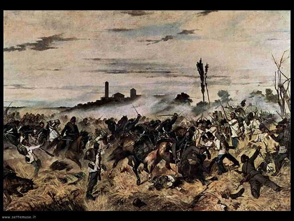storia italia battaglia_montebello_1859_fattori
