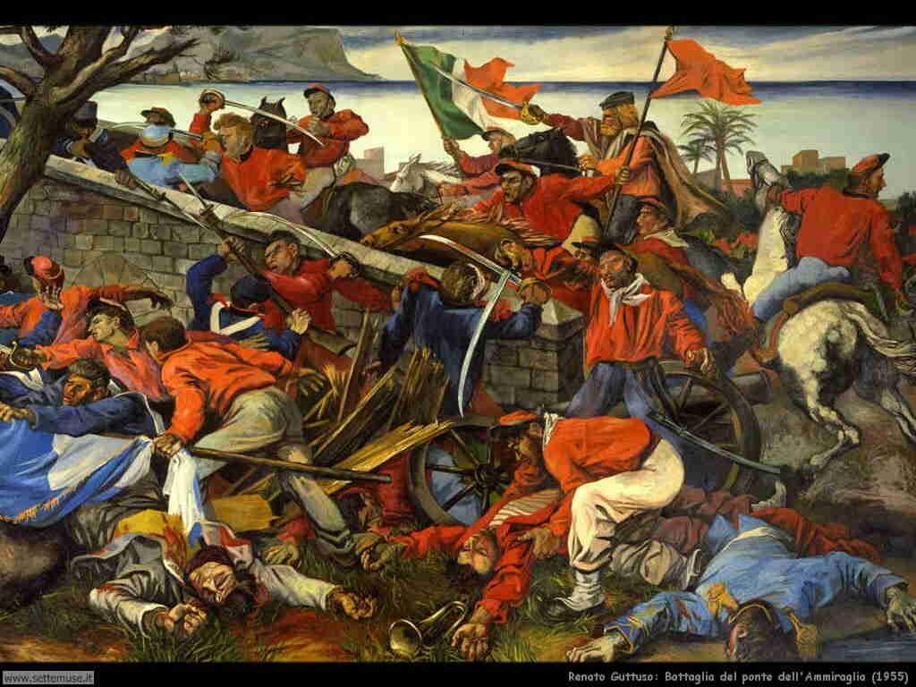 Battaglia del ponte Ammiraglia