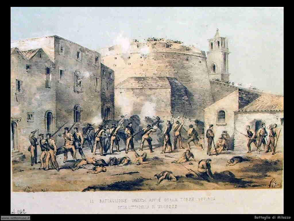 Battaglia di Milazzo