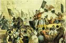 Storia d'Italia Le cinque giornate di Palermo