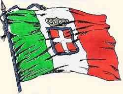 Storia d'Italia Tricolore Sabaudo