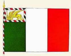 Storia D'Italia Tricolore Repubblica di Venezia