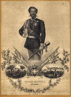 Storia d'Italia Vittorio Emanuele II