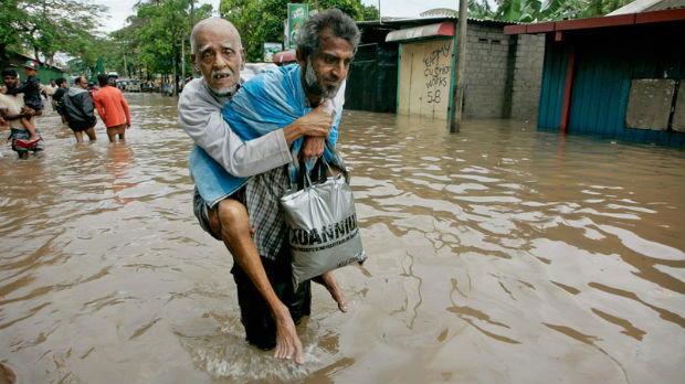 inondazioni disastrose