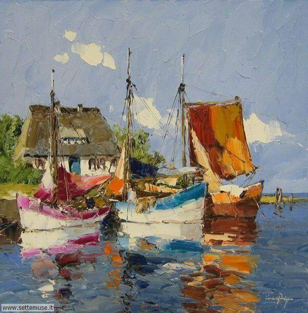 barche e navi Erich Paulsen