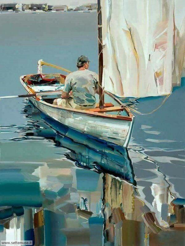 barche e navi Josef Kote