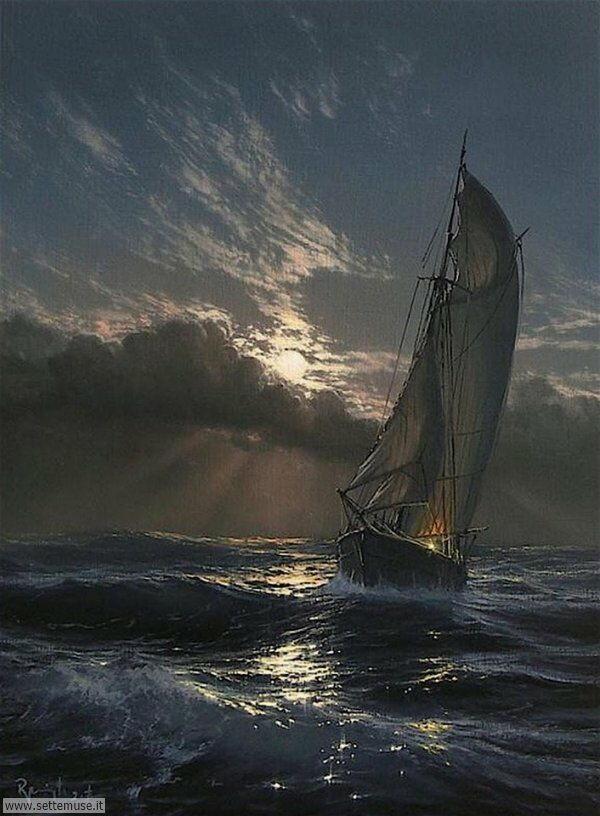 barche e navi Marek Ruzyk