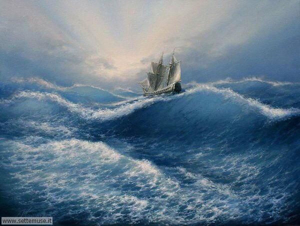 barche e navi Mikhail IvanenkoRuzyk
