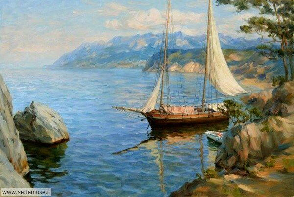 barche e navi Oleg Vasjanovich