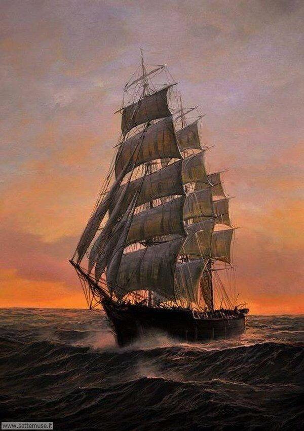 barche e navi Wieslaw Wilk