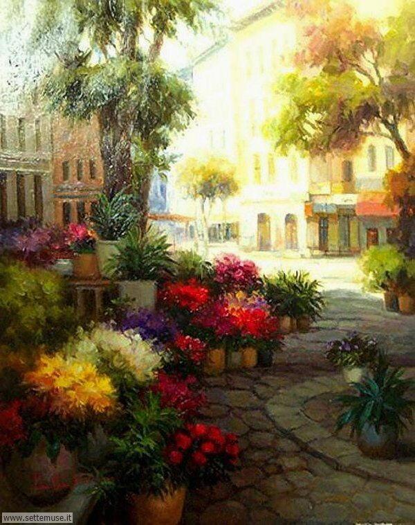 borghi fioriti Dae Chun Kim