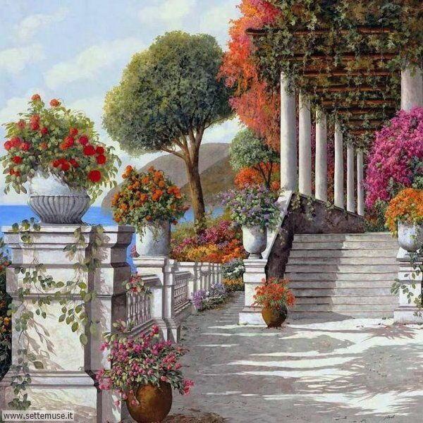 borghi fioriti Guido Borelli
