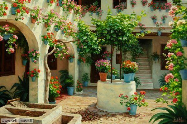 borghi fioriti Jesus Fernandez Romero
