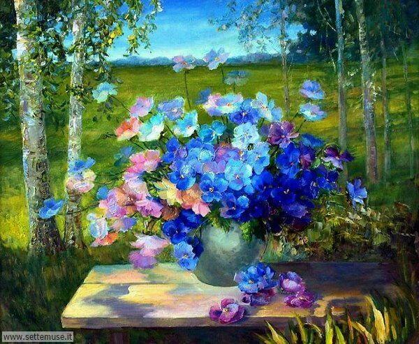 borghi fioriti Nikolay Marchenko