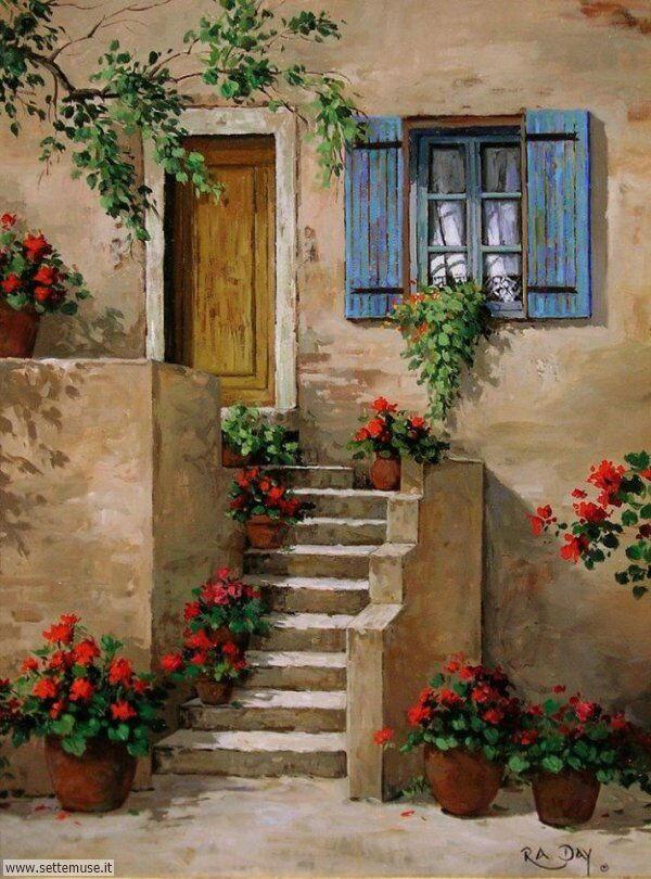 borghi fioriti Rose Ann Day