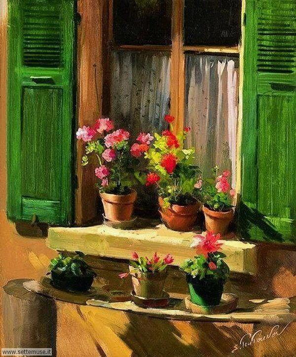 borghi fioriti Serguei Toutounov