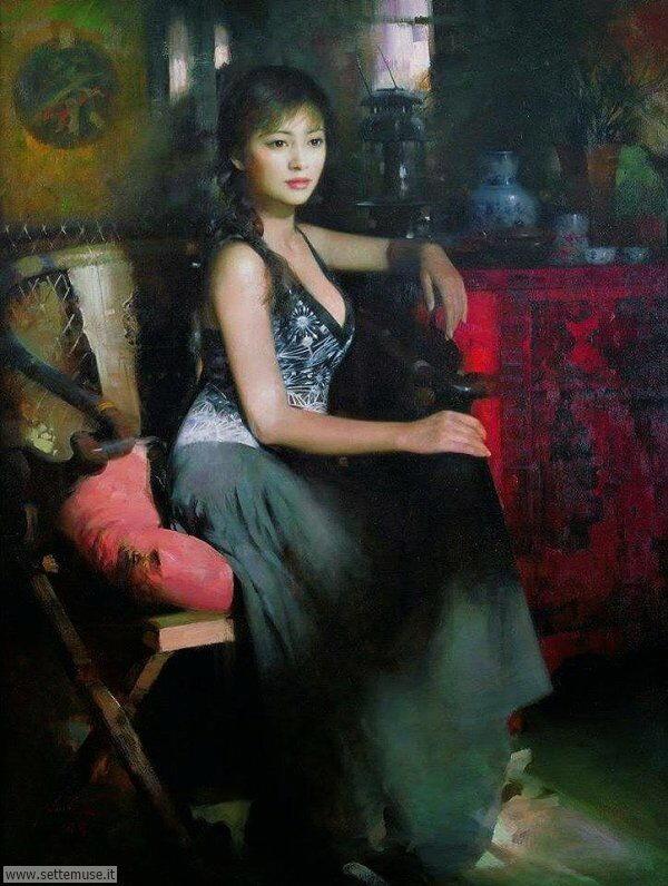 donne eleganti e musiciste Un lui-2