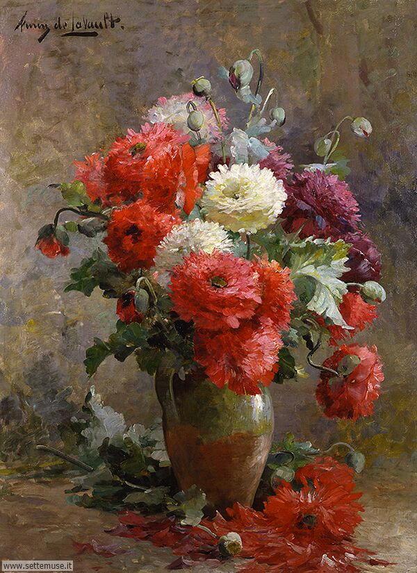 vasi di fiori Albert de Lavault