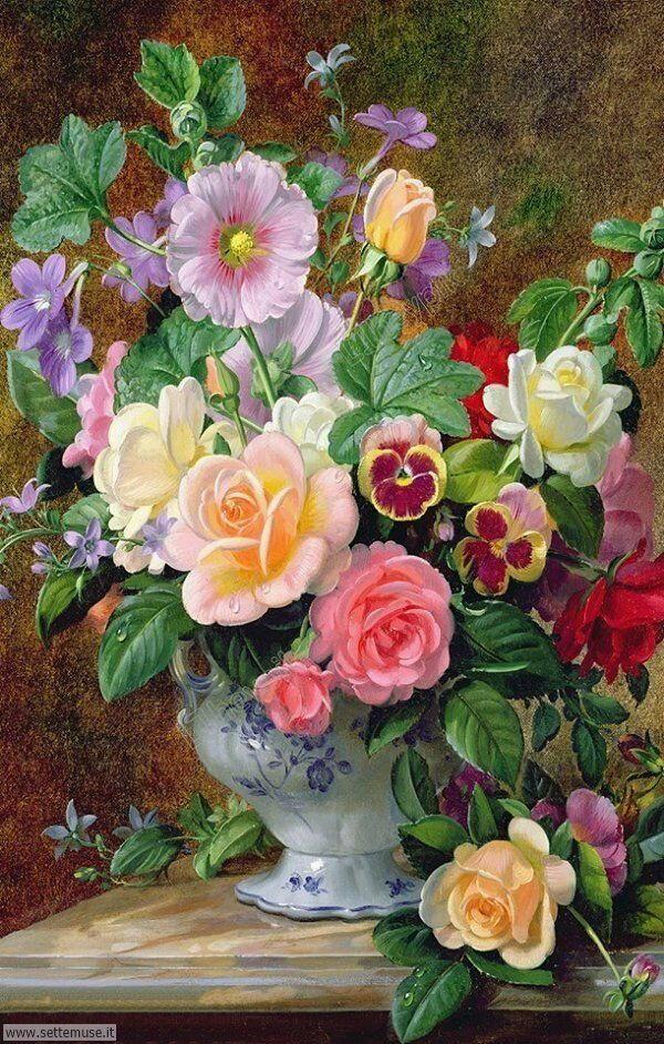 vasi di fiori Albert Williams