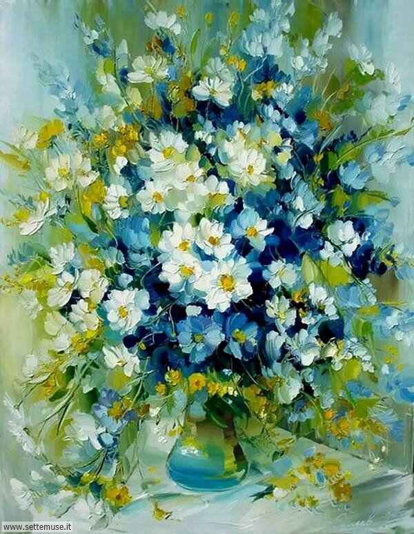 vasi di fiori Alexander Sergeev 2