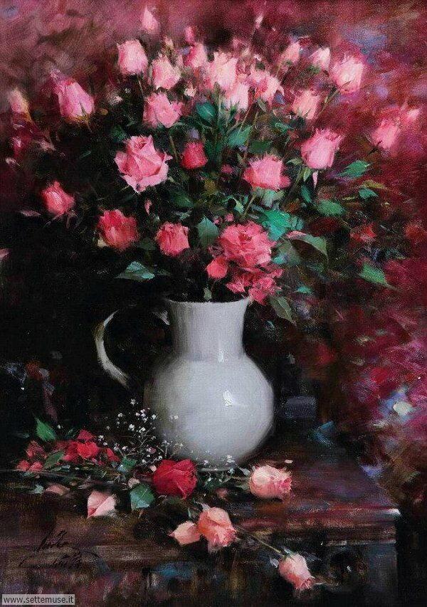 vasi di fiori An He