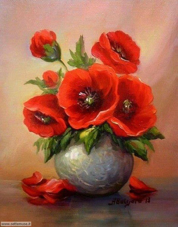 vasi di fiori Anca Bulgaru