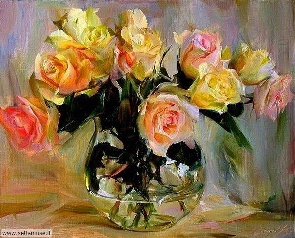 vasi di fiori Aydemir Saidov