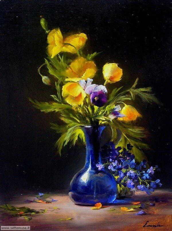 vasi di fiori Cary Ennis