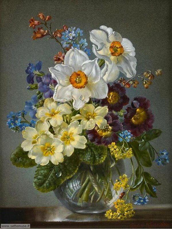 vasi di fiori Cecil Kennedy