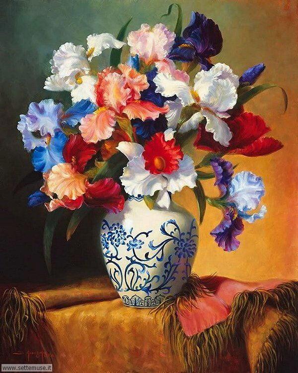 vasi di fiori Fran Di Giacomo 2