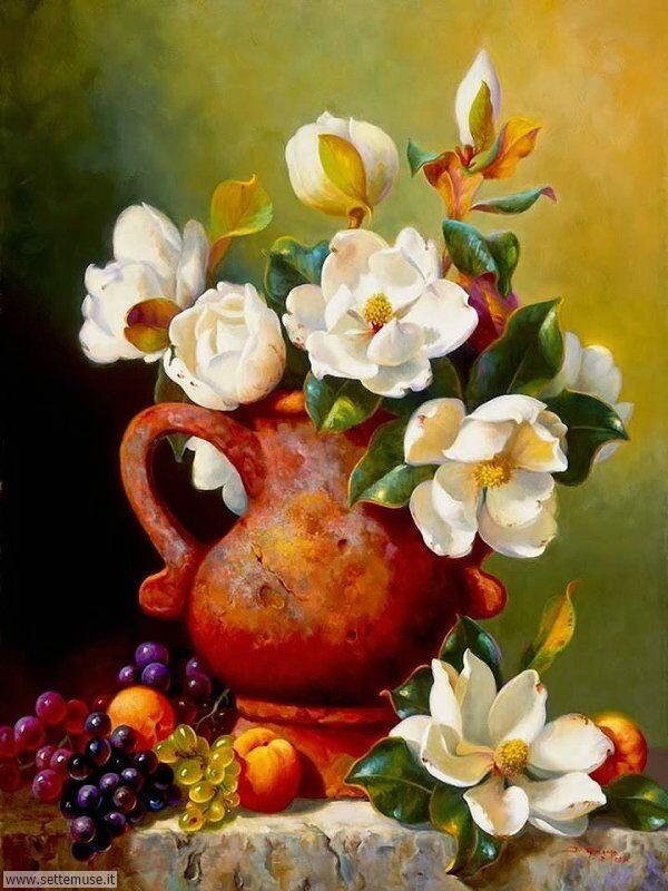 vasi di fiori Fran Di Giacomo 3