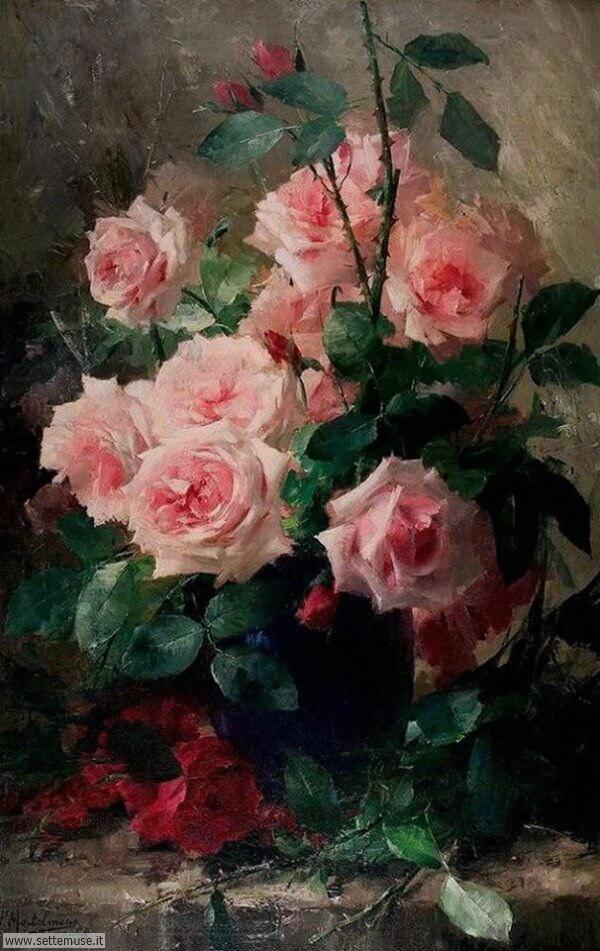 vasi di fiori Frans Mortelmans