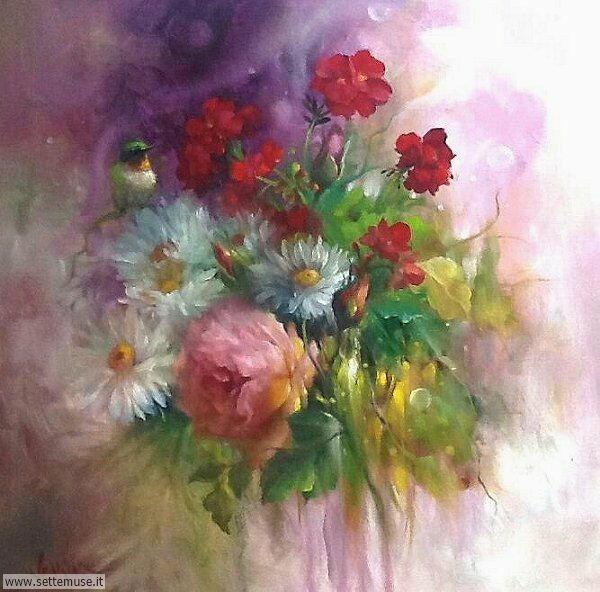 vasi di fiori Gary Jenkins
