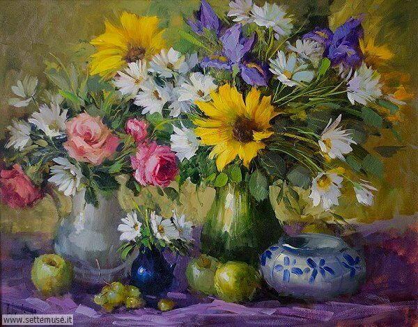 vasi di fiori Heidi Moran