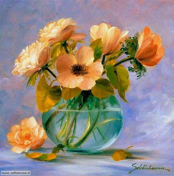 vasi di fiori Heinz Scholnhammer 2