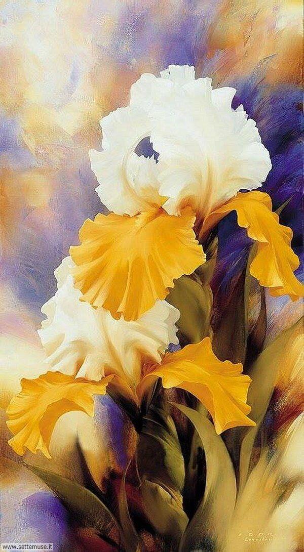 vasi di fiori Igor Levashov 2