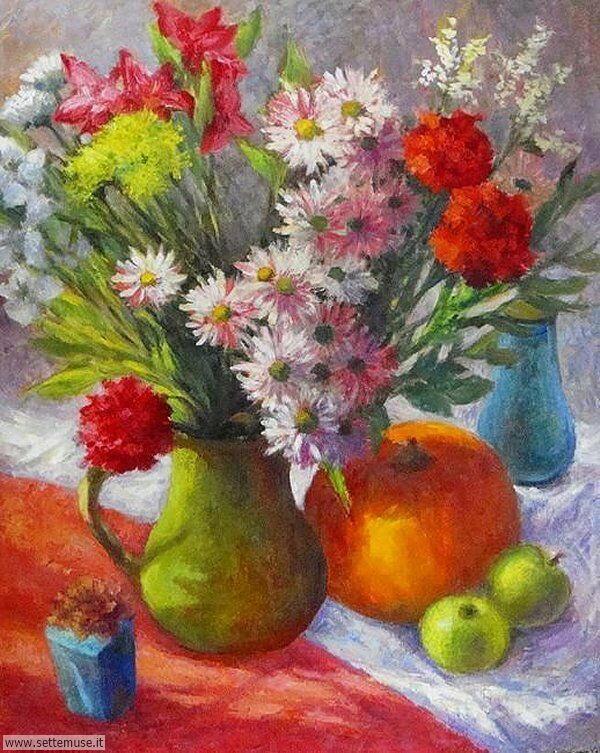 vasi di fiori Julia Lesnichaya