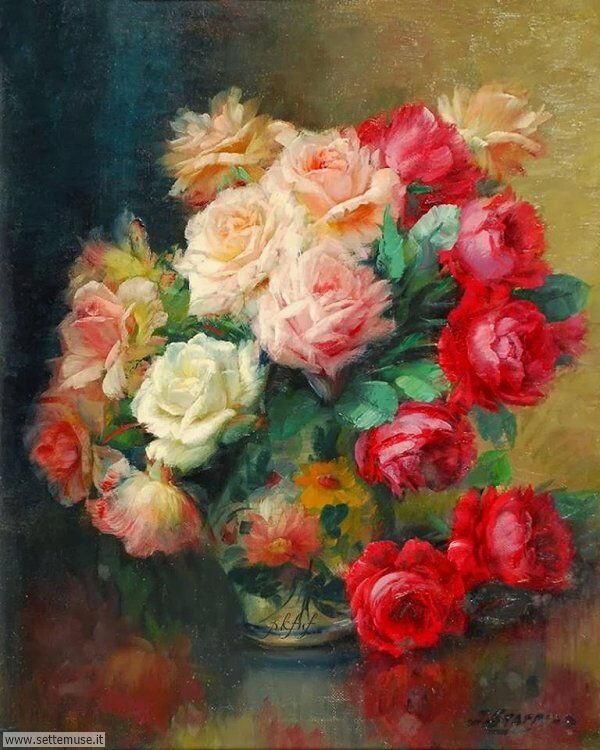 vasi di fiori Julien Stappers