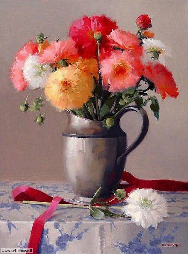 vasi di fiori Laurie Kersey