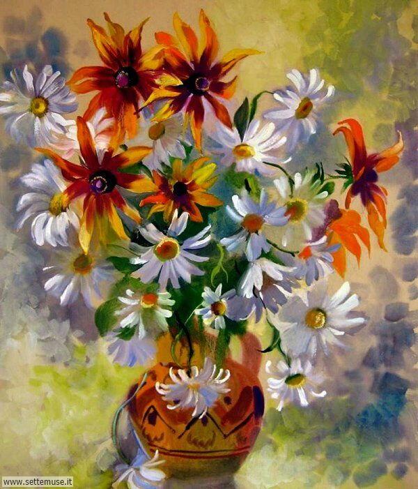 vasi di fiori Natalia Zakrevskaya 2