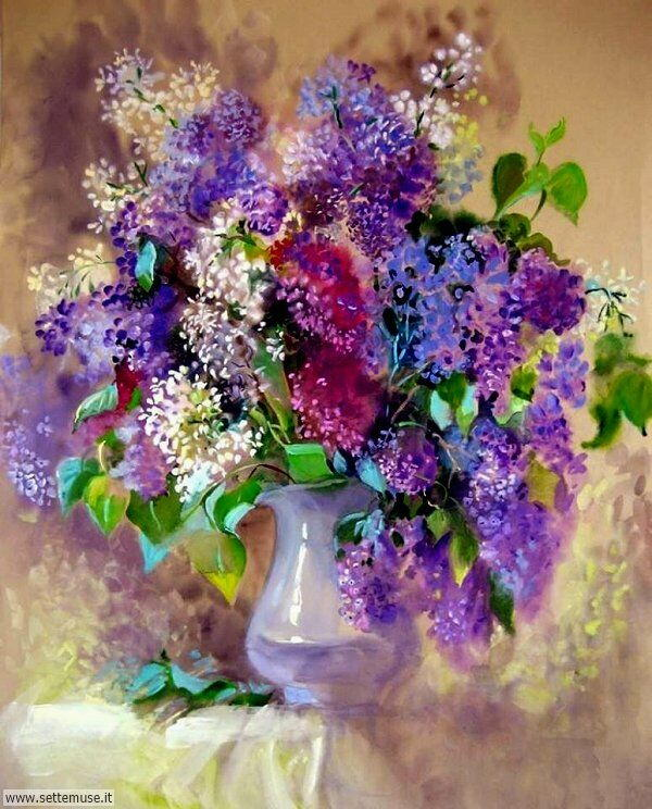 vasi di fiori Natalia Zakrevskaya 3
