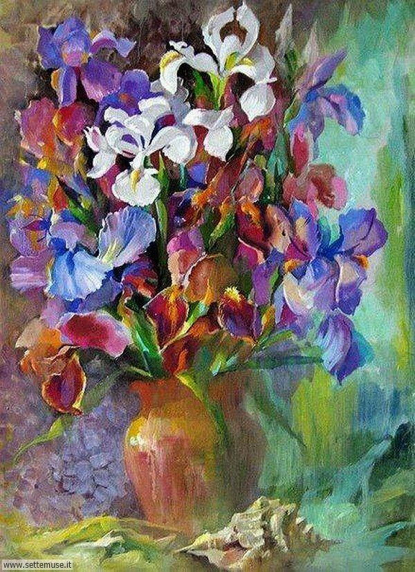 vasi di fiori Natalia Zakrevskaya 4