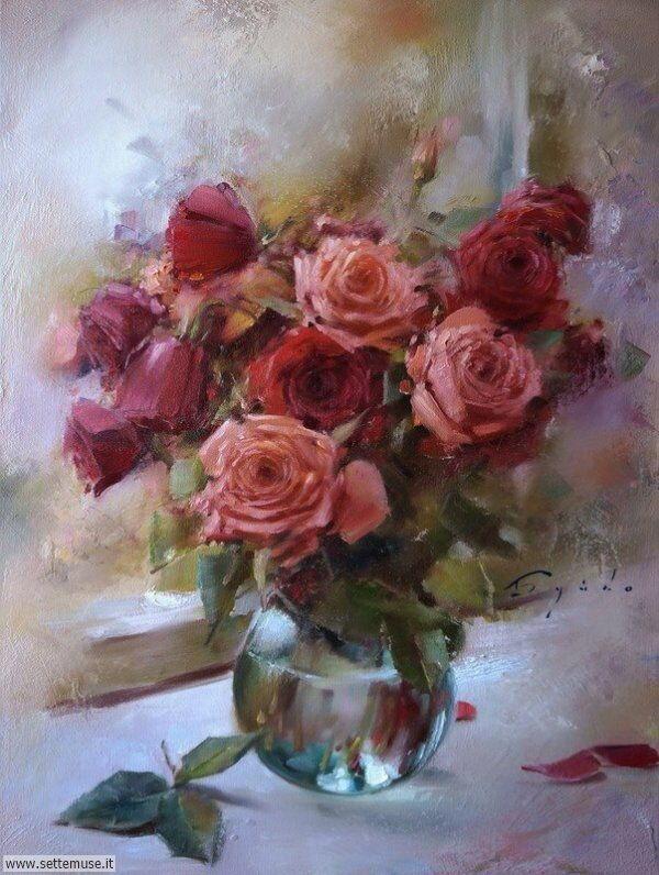 vasi di fiori Oleg Buiko