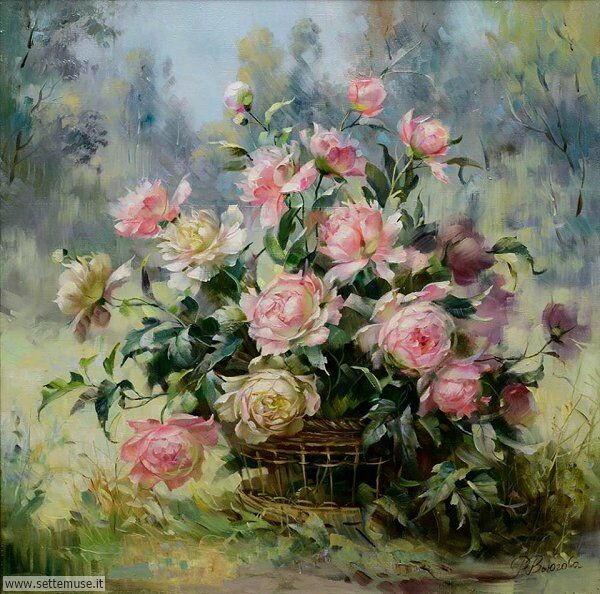 vasi di fiori Rimma N.Vjugovey