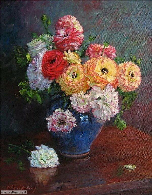 vasi di fiori Robin Lucile Anderson