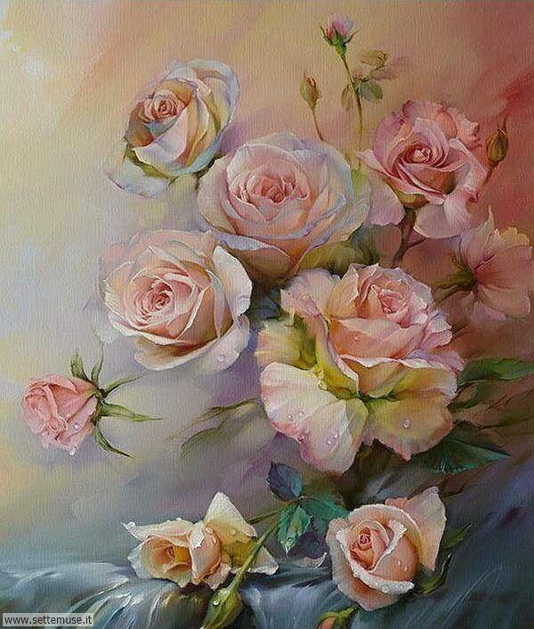 vasi di fiori Roman Romanov
