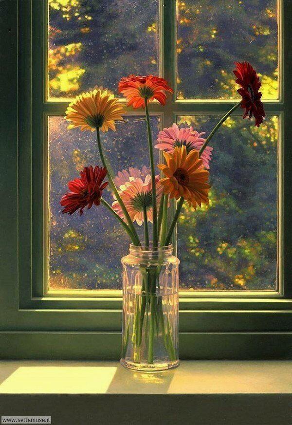vasi di fiori Scott Prior