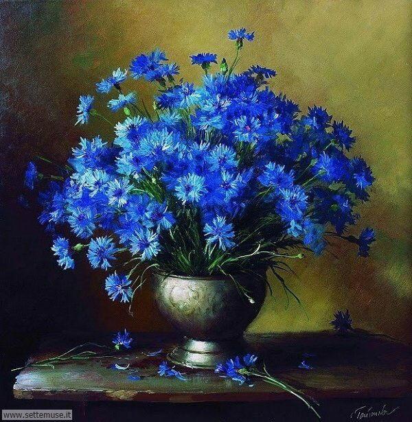 vasi di fiori Serguei Toutounov