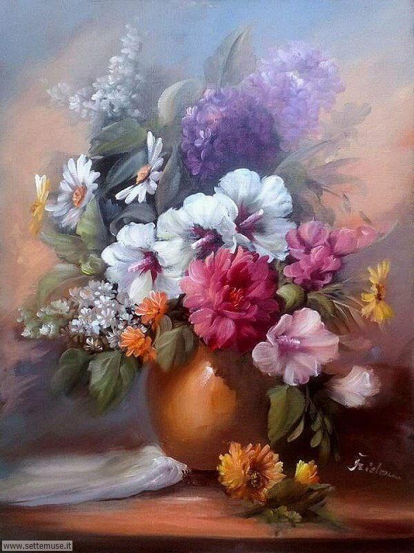 vasi di fiori Szechenyi Szidonia