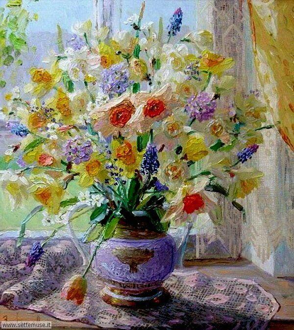 vasi di fiori Victor Zundalev 2